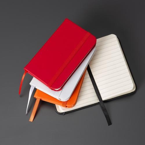 - Caderneta tipo Moleskine personalizado