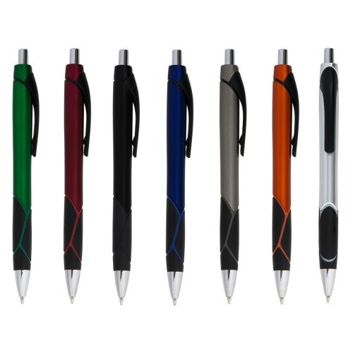 caneta personalizada - Caneta Plástica 13783