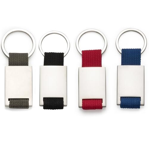 - Chaveiro Metal com Nylon 04489