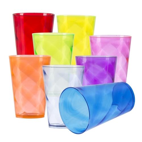 Copos personalizado, Canecas personalizada, Long drink personalizado - Copo Acrílico 550ml