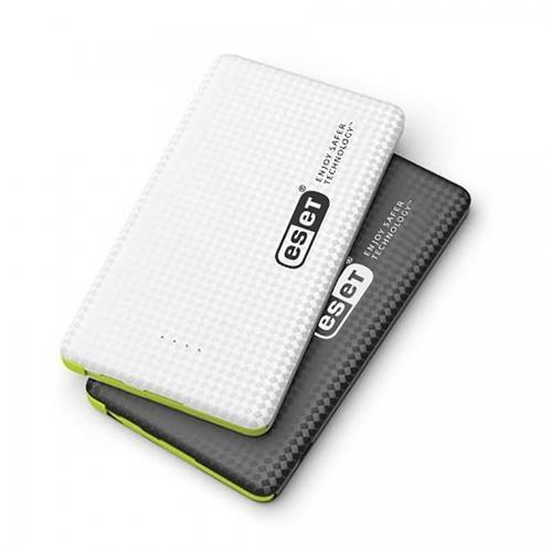 Pen drive personalizado, pen card personalizado, brindes para informática - Power Bank Design Fino