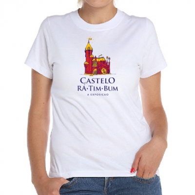 - Camiseta Feminina