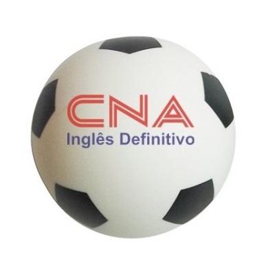 medicina - Bolinha de Futebol Anti-stress