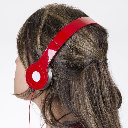 Pen drive personalizado, pen card personalizado, brindes para informática - Fone de Ouvido Estéreo