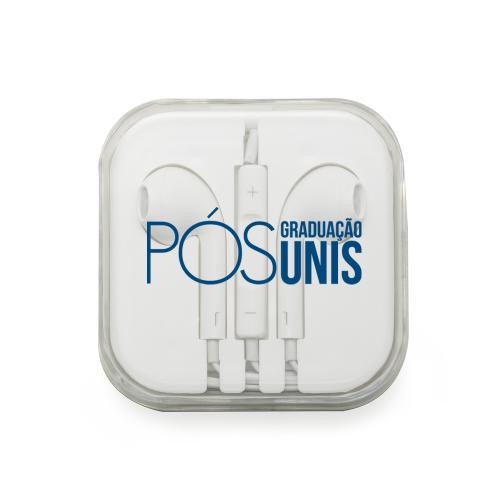 Fone de ouvido personalizado - Fone de ouvido personalizado