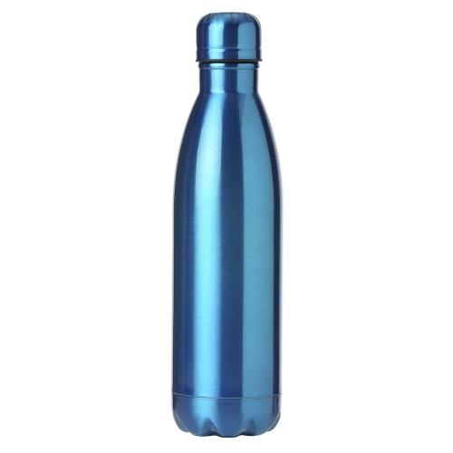 Copos personalizado, Canecas personalizada, Long drink personalizado - Garrafa Inox 750ml Personalizada Brilho