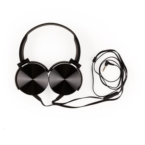 Fone de ouvido personalizado - Headfone Bass Estéreo com Microfone