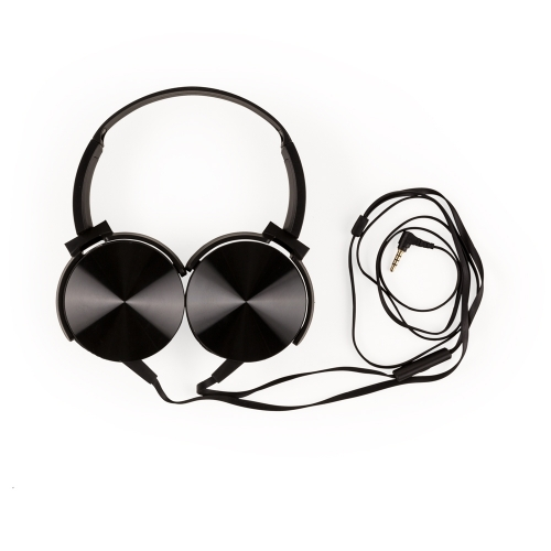 Headfone Bass Estéreo com Microfone