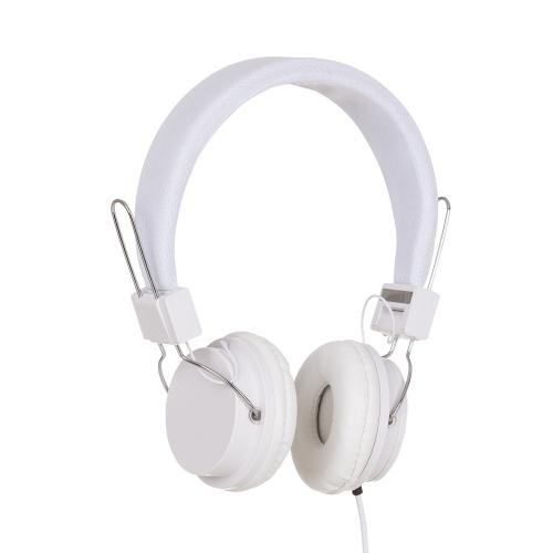 Fone de ouvido personalizado - Headfone Estéreo com Microfone