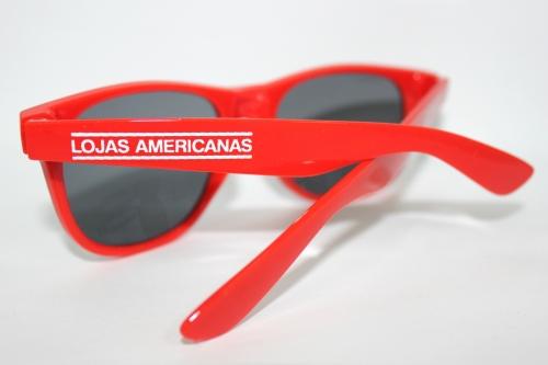 - Óculos  de sol Personalizado nas Hastes