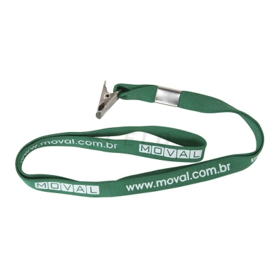 Crachás personalizados, cordões personalizados - Cordão para Crachá