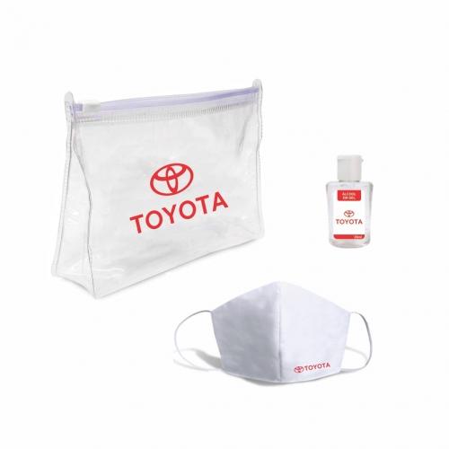 - Kit Higiene Pessoal Personalizado Prevenção da Covid-19