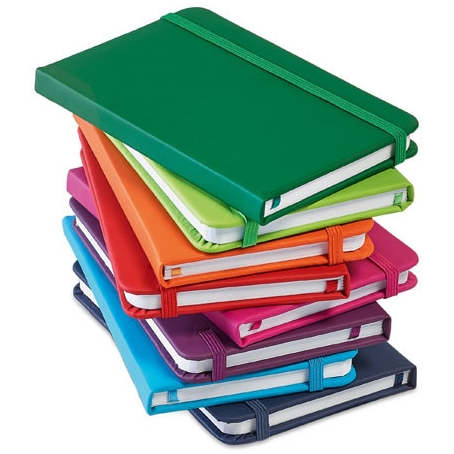 Caderneta para Anotação Personalizada