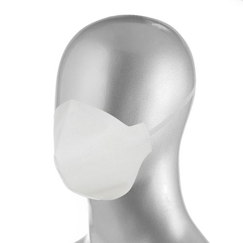 - Máscara Descartável TNT com Clipe Nasal