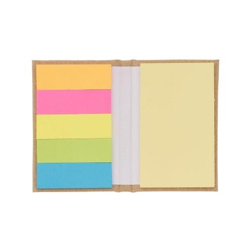 Bloquinho personalizado - Mini Bloco de Anotações com Autoadesivos