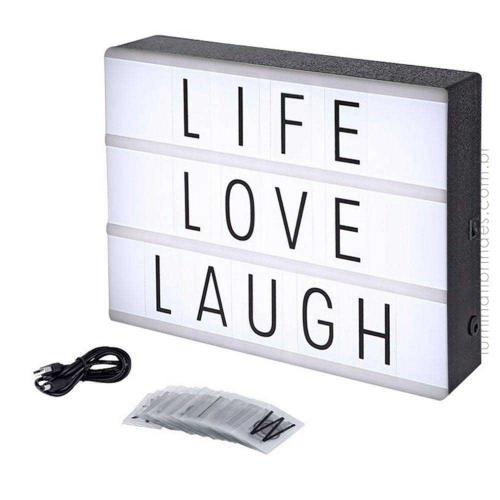 Mini Box Light Cinema