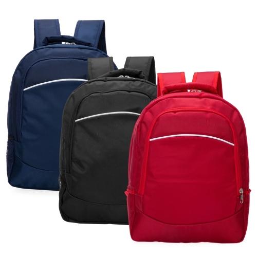 Mochilas personalizadas, mochilas femininas, mochila masculina, mochila para notebook   - Mochila Poliester para Notebook