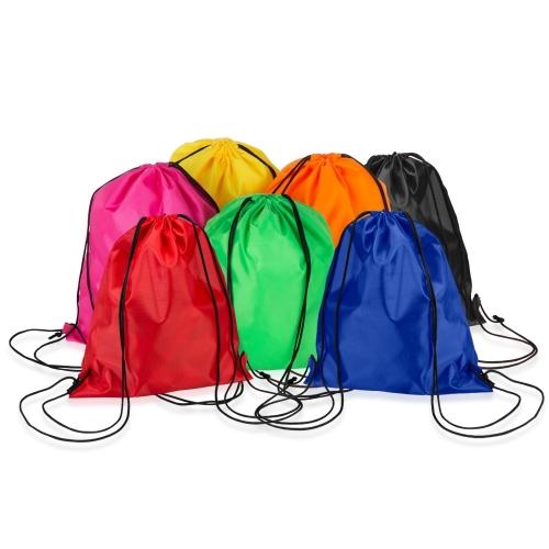 Mochilas personalizadas, mochilas femininas, mochila masculina, mochila para notebook   - Mochila Saco em Nylon