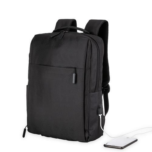 Mochilas personalizadas, mochilas femininas, mochila masculina, mochila para notebook   - Mochila de Nylon 31L USB