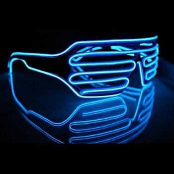 - Óculos Neon para Festas