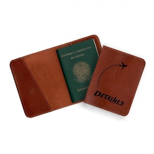 Kit-viagem - Porta Passaporte