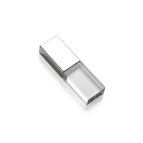Pen drive personalizado, pen card personalizado, brindes para informática - Pen Drive Vidro 4GB 050-4GB