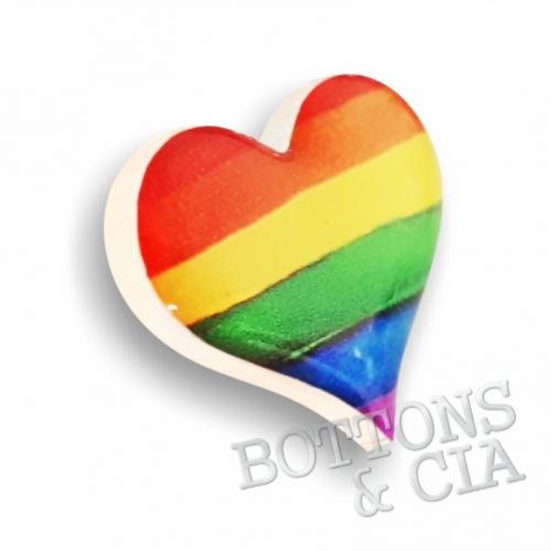 Pin personalizado, Bottom personalizado - Botton/Pin LGBT