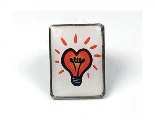 Pin personalizado, Bottom personalizado - Pin Resinado