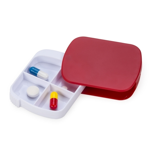 Porta Comprimido PlásticoPersonalizado