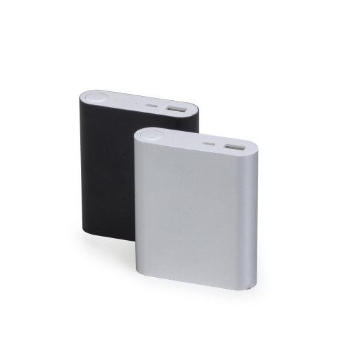 power bank personalizado - Power Bank Metal 3.500 mAH - 12956