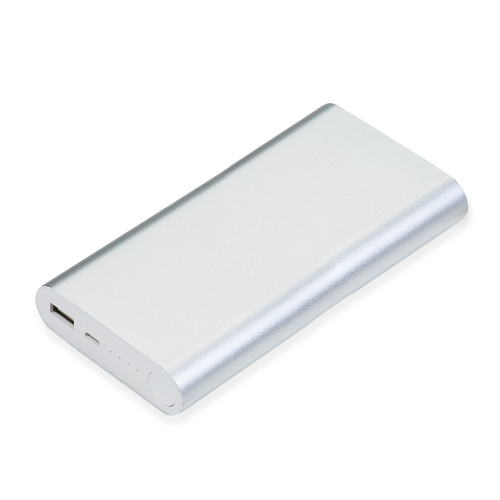 power bank personalizado - Power Bank Metal 8.000 mAH - 2085