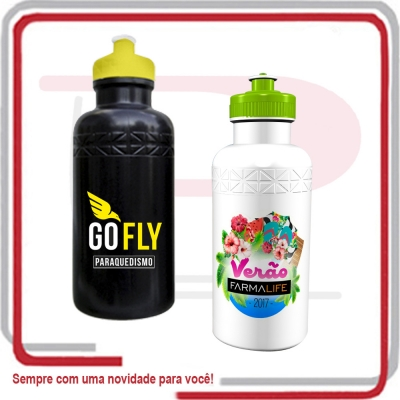 - Squeeze 500 ml SQP Plástico