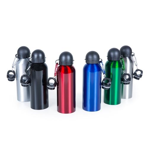 Garrafa personalizada - Squeeze 500ml Alumínio