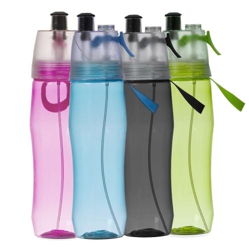 - Squeeze Plástico Borrifador 700ml Brilhante