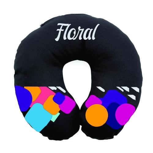 - Travesseiro de Pescoço Personalizado