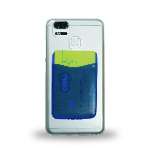 - Adesivo Porta Cartão de PVC para Celular