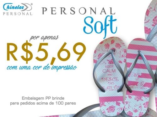 4152063c9 Chinelos Personalizados, Chinelos Customizados - Personal soft