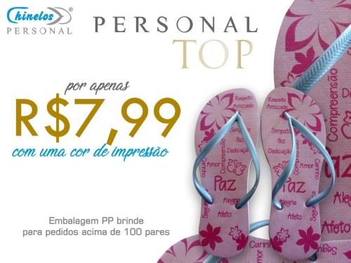 a7e873657 Chinelos Personalizados, Chinelos Customizados - Personal top
