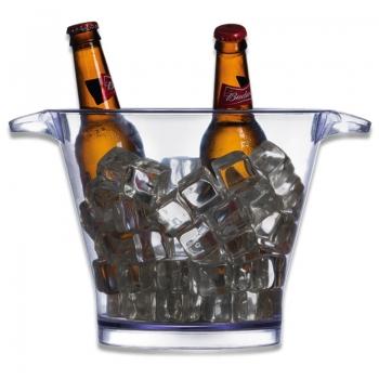 Copos personalizado, Canecas personalizada, Long drink personalizado - Balde de gelo Acrilico Personalizado