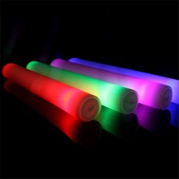 - Bastão de Espuma LED