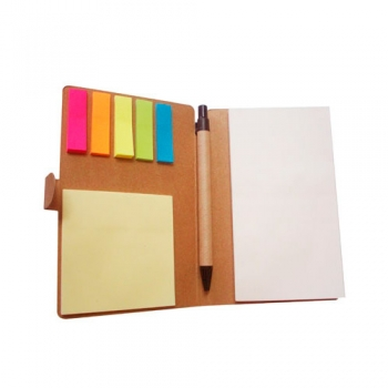 - Bloco Personalizados Post-it + Caneta
