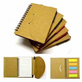 Bloco de anotações personalizados
