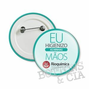 Pin personalizado, Bottom personalizado - Botton Americano