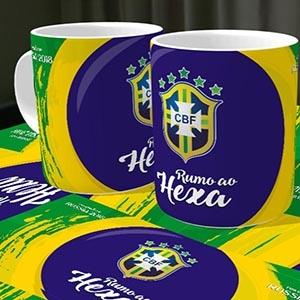 Copos personalizado, Canecas personalizada, Long drink personalizado - CANECA COPA DO MUNDO