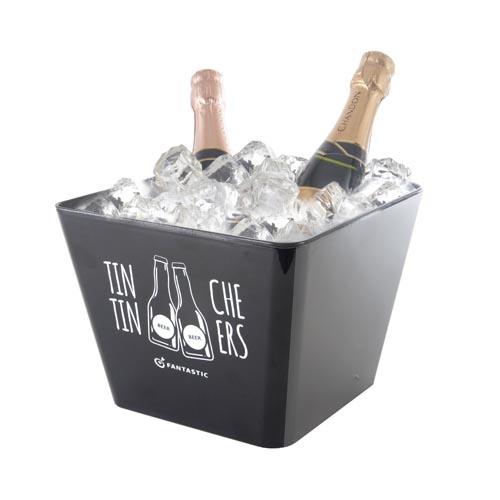 Copos personalizado, Canecas personalizada, Long drink personalizado - Balde de gelo biodegradável 4,5 litros