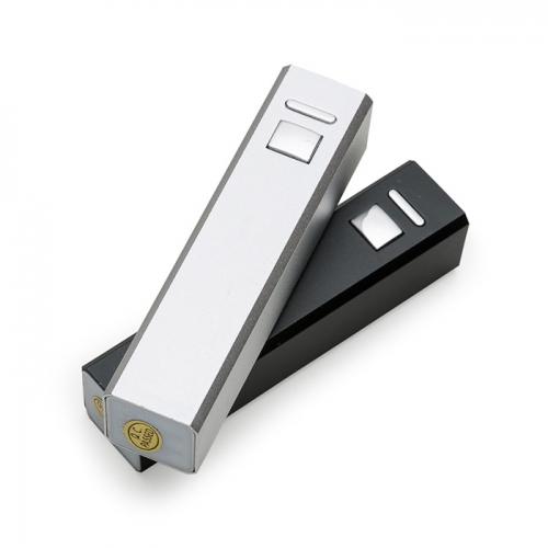 carregador de celular, carregador de bateria - Power Bank Metal