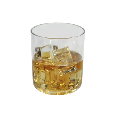 - Copo Whisky