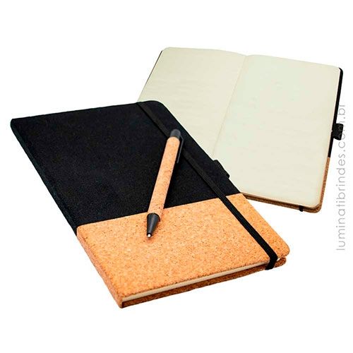 Caderno Cork