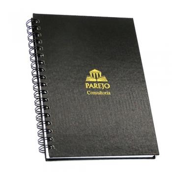 caderno percalux 21x28 CM