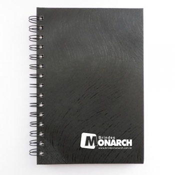 caderno percalux castor 14x20 CM